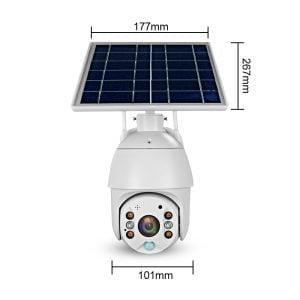 دوربین مداربسته خورشیدی سیم کارت خور