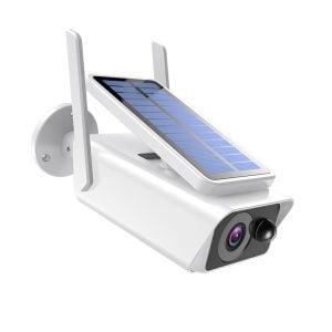 دوربین خورشیدی وای فای