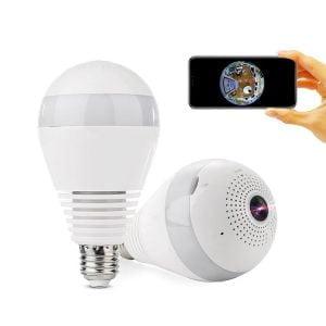 قیمت دوربین لامپی v380