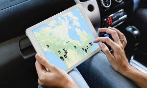 جی پی اس GPS مگنتی